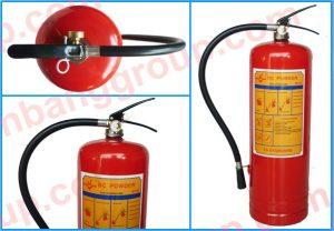 bình cứu hỏa bột bc mfz8