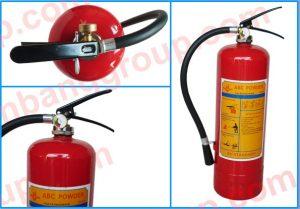 bình cứu hỏa bột abc mfzl4