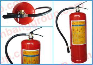 bình cứu hỏa bột abc mfzl8