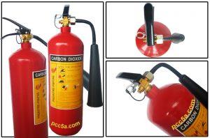 Bình cứu hỏa khí CO2 MT3