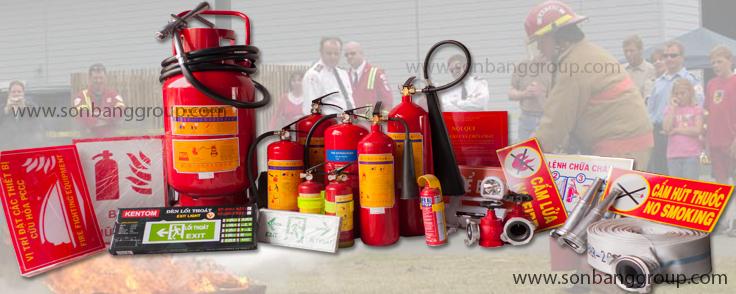 Bán bình chữa cháy khí co2 uy tín, giá rẻ - New 2014