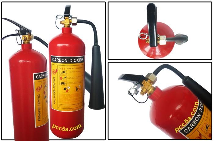 Bán bình chữa cháy khí CO2 MT3