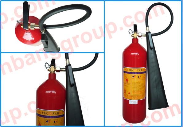 Bán bình chữa cháy khí CO2 MT5