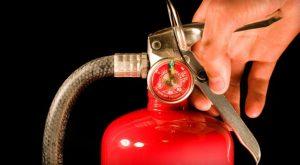 Bảo trì nạp bình chữa cháy